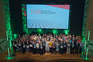2012 RMIT Teaching Award Winners