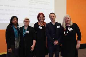 The Inclusive Teaching and Assessment Practices Project Team
