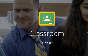 The imminent arrival of Google Classroom could change everything...
